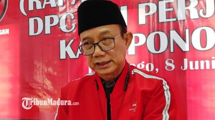 Pemilu 2024, PDIP Ponorogo Patok Target Tinggi, Ungkap Dua Pilar Besar Tak Boleh di Persimpangan