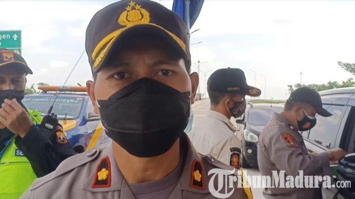 Hari Pertama Penyekatan, Tiga Bus dari Jakarta Tujuan Surabaya Diminta Putar Balik, Ada yang Reaktif