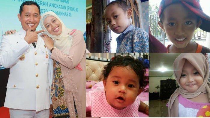 Dua Hari Sebelum Wabup Pamekasan Meninggal Dunia, Sang Istri Berdoa Ingin Kumpul Bersama Keluarga
