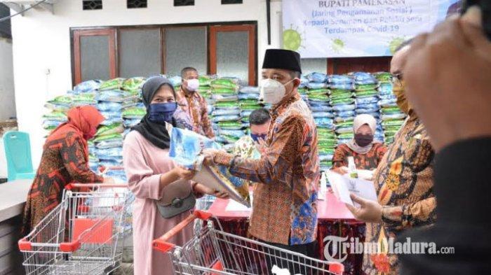 PKL dan Pelaku UMKM akan Dapat Bantuan Uang Tunai dari Pemkab Pamekasan, Tinggal Pendistribusian