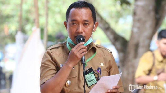 Wabup Rajae Tutup Usia, Bupati Pamekasan Perintahkan Satuan Kerja Kibarkan Bendera Setengah Tiang