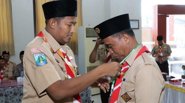 Wabup Achmad Fauzi Terpilih sebagai Ketua Kwarcab Gerakan Pramuka Sumenep secara Aklamasi