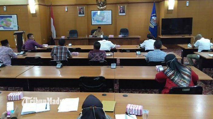 Pemkab Bangkalan Rapatkan Barisan, Lintas OPD Satukan Tekad Tangani Kemiskinan Ekstrem 25 Desa