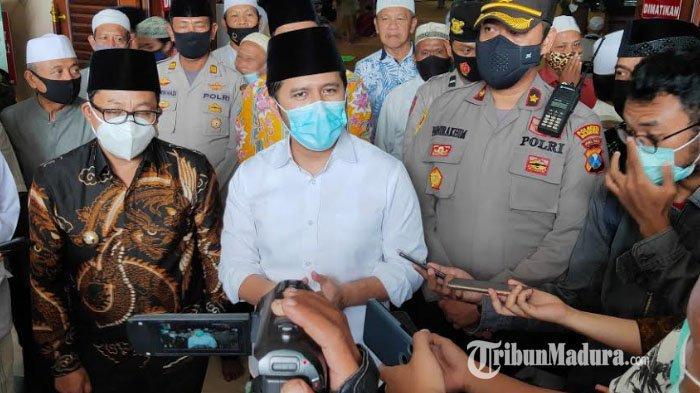 PPKM Dilanjutkan Meski Positif Corona di Malang Melandai, Wagub Emil: Kurangi Angka Kasus Covid-19