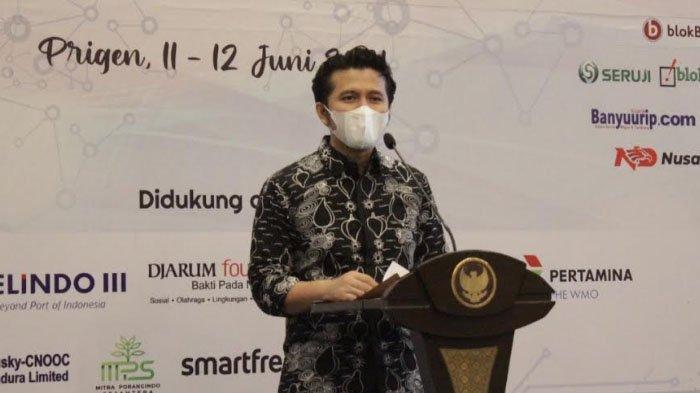Wakil Gubernur Emil Dardak Tantang AMSI Jatim Turut Gaungkan Gerakan Bangga Buatan Indonesia
