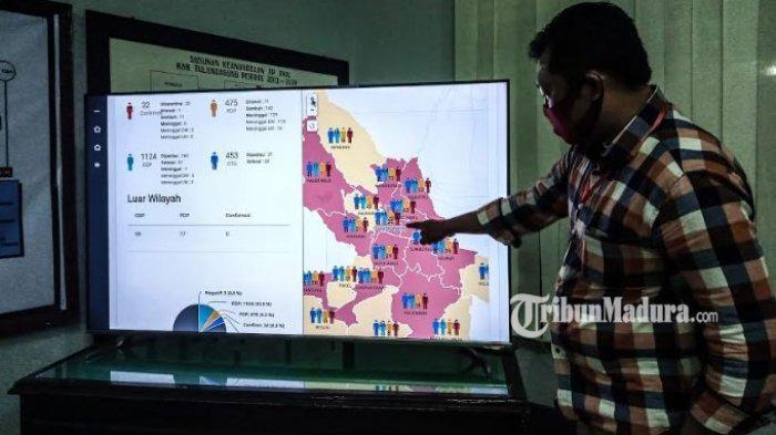Kabar Baik, Hasil Rapid Test Susulan Desa Jabalsari Tulungagung, Tidak Ditemukan Penularan Baru