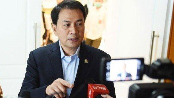 Profil Azis Syamsuddin Tersangka Kasus Suap, Wakil Ketua DPR RI Pernah Pimpin Rapat UU Cipta Kerja
