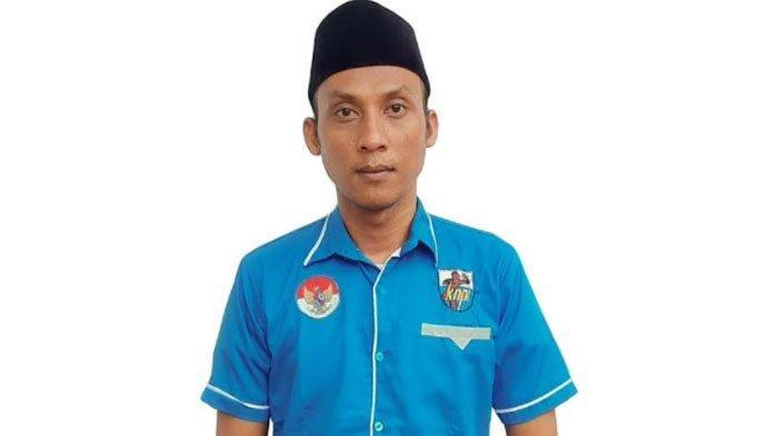 Wakil Ketua Komite Nasional Pemuda Indonesia (KNPI) Pamekasan, Sony Lanyala.