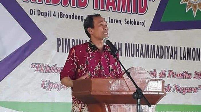 BREAKING NEWS - Wakil Ketua PWM Jatim Nadjib Hamid Meninggal Dunia di RS Siti Khodijah Sidoarjo
