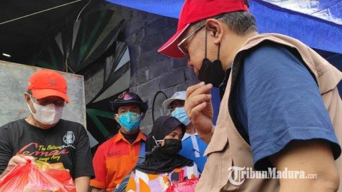 Wali Kota Blitar Tinjau Rumah Warga Terdampak Gempa di Ngadirejo, Upayakan Beri Bantuan Perbaikan