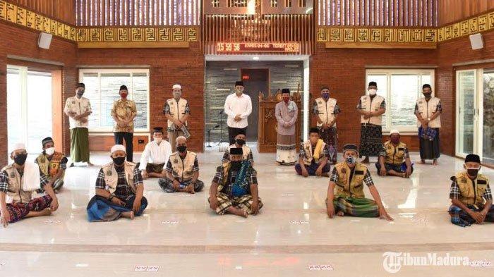 Tempat Ibadah di Kediri Mulai Bersiap Sambut New Normal, Jemaah Bisa Kembali Salat di Masjid