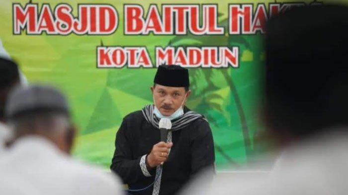 Cegah Covid-19, Wali Kota Maidi Ajak Imam Masjid Berikan Informasi Panduan Protokol Kesehatan