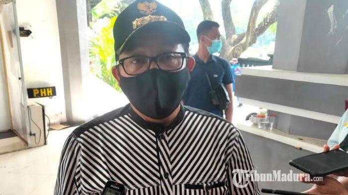 Beredar Kabar Wali Kota Malang dan Sekda Positif Covid-19, Begini Penjelasan Pemkot Malang