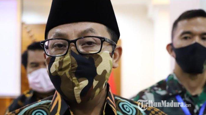 Bocoran PSBB di Malang Raya, Sutiaji Usul Penerapan Ganjil Genap dan Pelebaran Tepi Jalan di Pasar