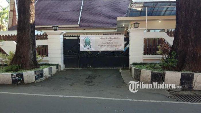 Wali Kota Malang Sutiaji Tiadakan Open House saat Lebaran, Pasang Tulisan 'Yuk Idul Fitri di Rumah'
