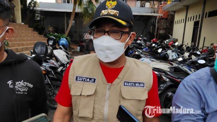 Posko Penanganan Covid-19 Tiap RT di Malang Dipasangi Bendera Sesuai Warna Kategori Penyebaran Virus