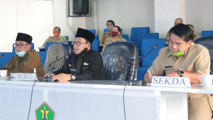 PSBB Cukup Satu Putaran, Wali Kota Malang Sutiaji Optimis Memasuki New Normal, ini Pertimbangannya