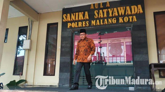 BREAKING NEWS - Wali Kota Malang Sutiaji dan Pejabat Pemkot Diperiksa KPK Soal Korupsi APBD-P 2015