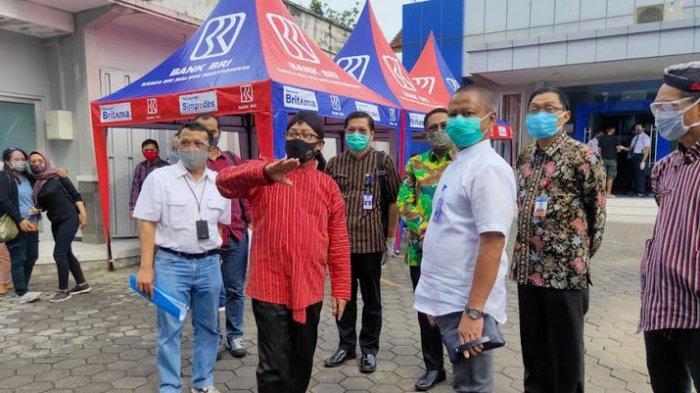 Hasil Swab Test 30 Karyawan Bank BRI Malang Keluar, Sutiaji Pantau Layanan Operasional Nasabah