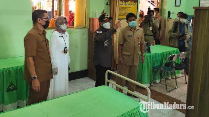 SMPN 3 Kota Malang Siapkan Ruang Isolasi Khusus bagi Siswa yang Sakit hingga Miliki Gejala Covid-19