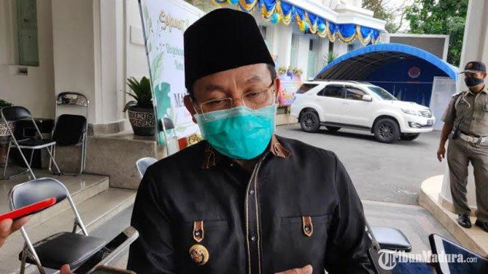 Kota Malang Resmi Ajukan Pembatasan Sosial Berskala Besar (PSBB) untuk Mencegah Penyebaran Corona