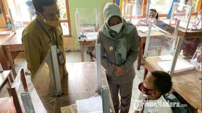 Libur Sekolah Berakhir, Siswa SD dan SMP di Kota Mojokerto Mulai Pembelajaran Daring 4 Januari 2021
