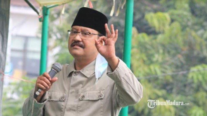 Gus Ipul Tolak Pengadaan Mobil Dinas Baru Wali Kota Pasuruan, Minta Anggaran Difokuskan ke Pandemi