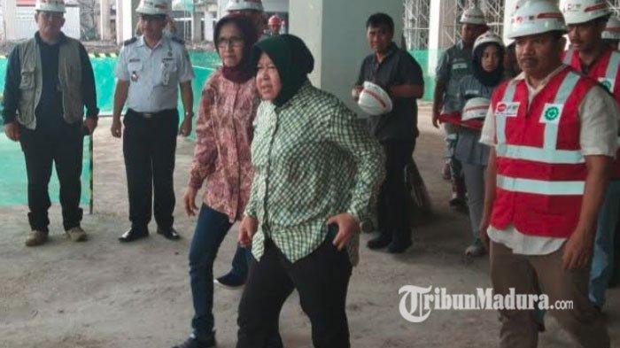 Hari Buruh (May Day) di Jatim Terpusat di Surabaya, Wali Kota Risma: Tidak ada yang Rusak dan Kotor