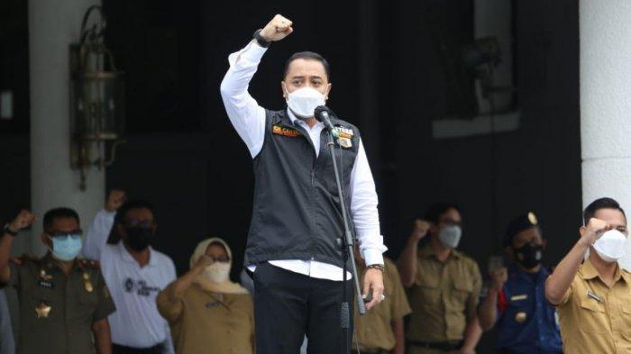 Surabaya Perketat PPKM Mikro, Jam Malam Diterapkan, Wali Kota Eri Cahyadi: Sepekan akan Dievaluasi