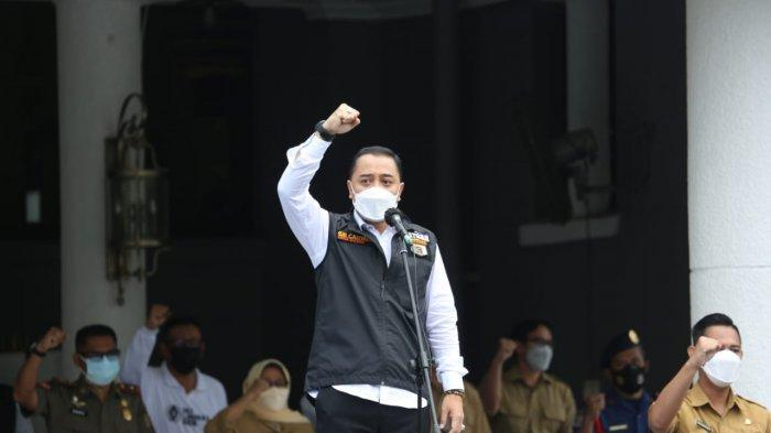 Surabaya Sukses Masuk Zona Kuning pada Awal Bulan September, Eri Cahyadi Target Segera Zona Hijau