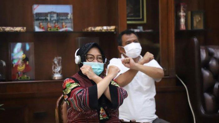 Risma Beri 'Wejangan' kepada 500 Guru SD di Surabaya Utara di Tengah Pandemi Covid-19, Apa Pesannya?