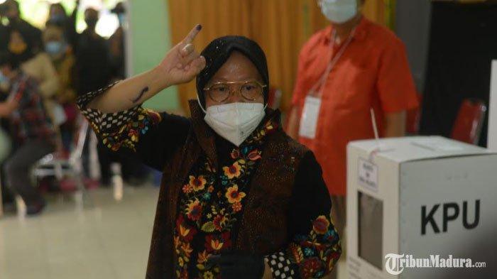 Risma Beri Pesan Khusus untuk Wali Kota Surabaya Penggantinya, Minta Capaian ini Dilanjutkan