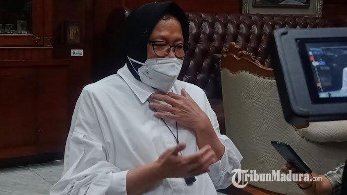 BREAKING NEWS: Risma Minta Warga Surabaya Tak Pergi ke Luar Kota Saat Libur Natal dan Tahun Baru