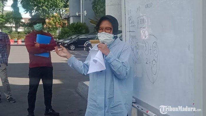 Pemkot Temukan 16 Klaster Penyebaran Covid-19 di Surabaya, Risma Siap Tracing secara Menyeluruh