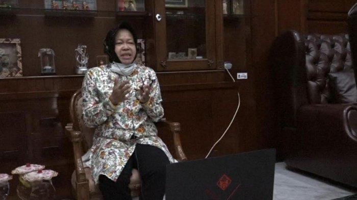 Di Tengah Pandemi Covid-19, Ini Pesan Risma untuk Para Pelaku UMKM di Surabaya: Jangan Putus Asa