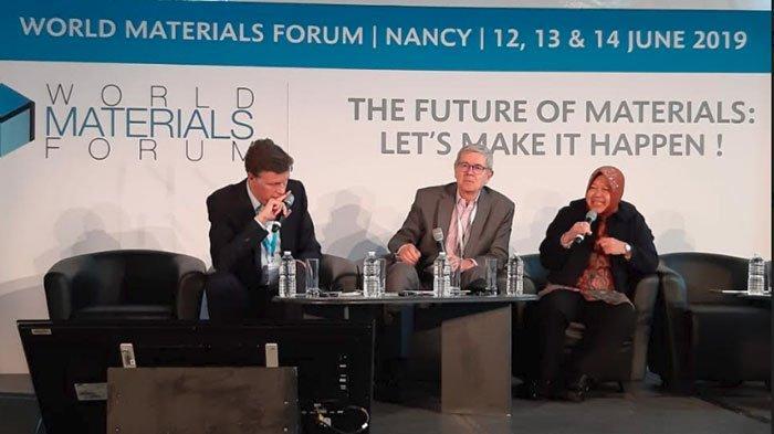 Wali Kota Risma Menjadi Pembicara di Prancis, Sharing Kesuksesan Daur Ulang Sampah di Surabaya