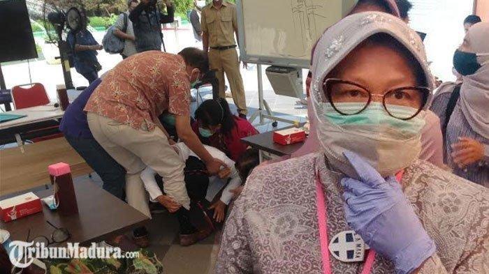 Surabaya Disebut Gugus Tugas Covid-19 Jatim Bisa Seperti Wuhan, Risma Beri Reaksi Tak Terduga