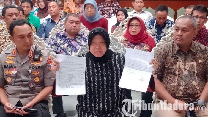 Pelaku Penghinaan Wali Kota Risma Bisa Lolos dari Jeratan Hukum Jika Dapat Hal ini, Tak Cukup Maaf