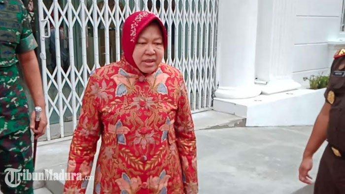 Hari Guru Jadi Momentum Bagi Wali Kota Surabaya Risma Mengajak Generasi Muda Bersaing di Mancanegara