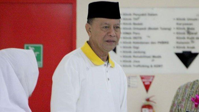 Wali Kota Tanjungpinang Meninggal Akibat Virus Corona, Kondisi Sempat Memburuk, ini Kronologinya