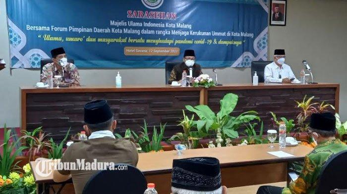 Ratusan Anak Jadi Yatim Piatu di Kota Malang Akibat Covid-19, Wali Kota Malang Berikan Imbauan
