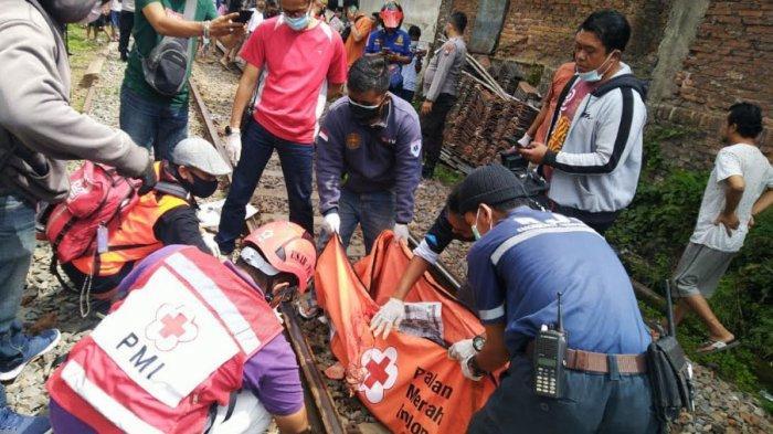 BREAKING NEWS: Wanita di Kota Malang Tewas Tertabrak Kereta Api, Tubuh Terputus Menjadi Dua Bagian