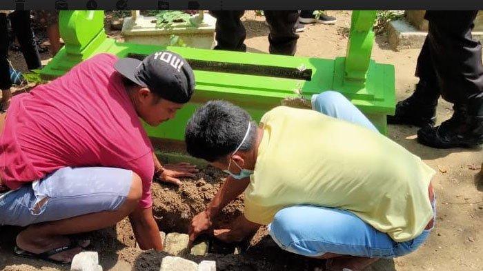 Mendadak Muncul Makam Bayi Misterius di Kuburan, Bermula dari Temuan Pengunjung Ziarah di Pamekasan