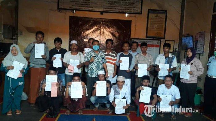Sebanyak 65 Warga Binaan di Rutan Klas IIB Sampang Dapat Asimilasi dan Integrasi Kemenkumham