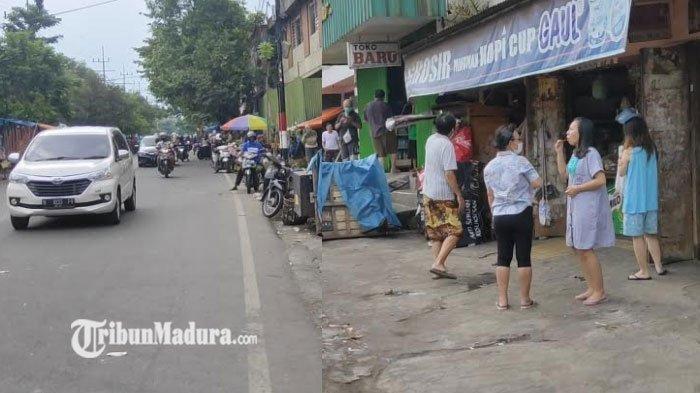 'LINDU!' Ucap Warga di Malang yang Panik Saat Terasa Gempa, Sejumlah Kendaraan Juga Berhenti