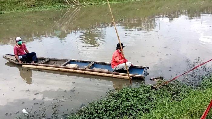 Tulungagung Geger, Warga Mencari Cacing Malah Temukan Mayat Laki-laki Tak Dikenal di Sungai Ngrowo