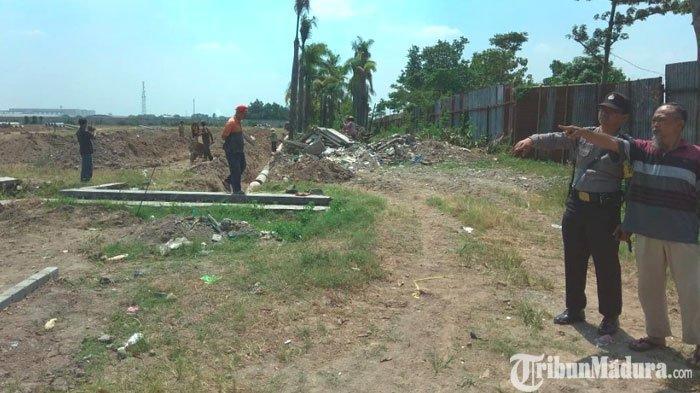Warga Kelurahan Baluwerti SuratiWali Kota Kediri Terkait Dampak Proyek PT SK Bangun Persada