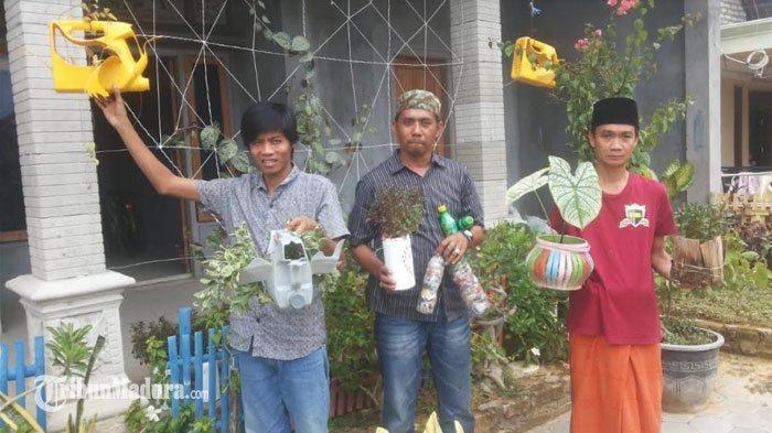 Wujudkan Lingkungan Bebas Sampah, Warga Patemon Pamekasan Lakukan Aksi Gerakan Sadar Lingkungan
