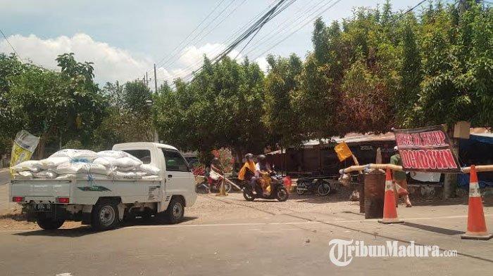 Warga Masih Beraktivitas Normal Meski 7 Desa di Kecamatan Saronggi Sumenep Lockdown Lokal