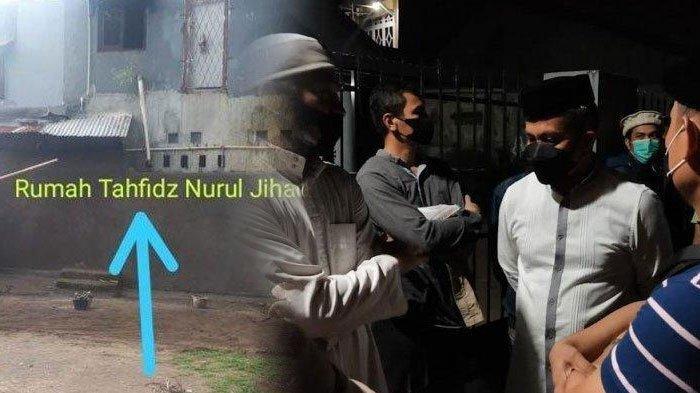Warga Datangi Rumah Anggota DPRD Pangkep yang Tutup Akses Jalan Tahfiz Menuju Masjid